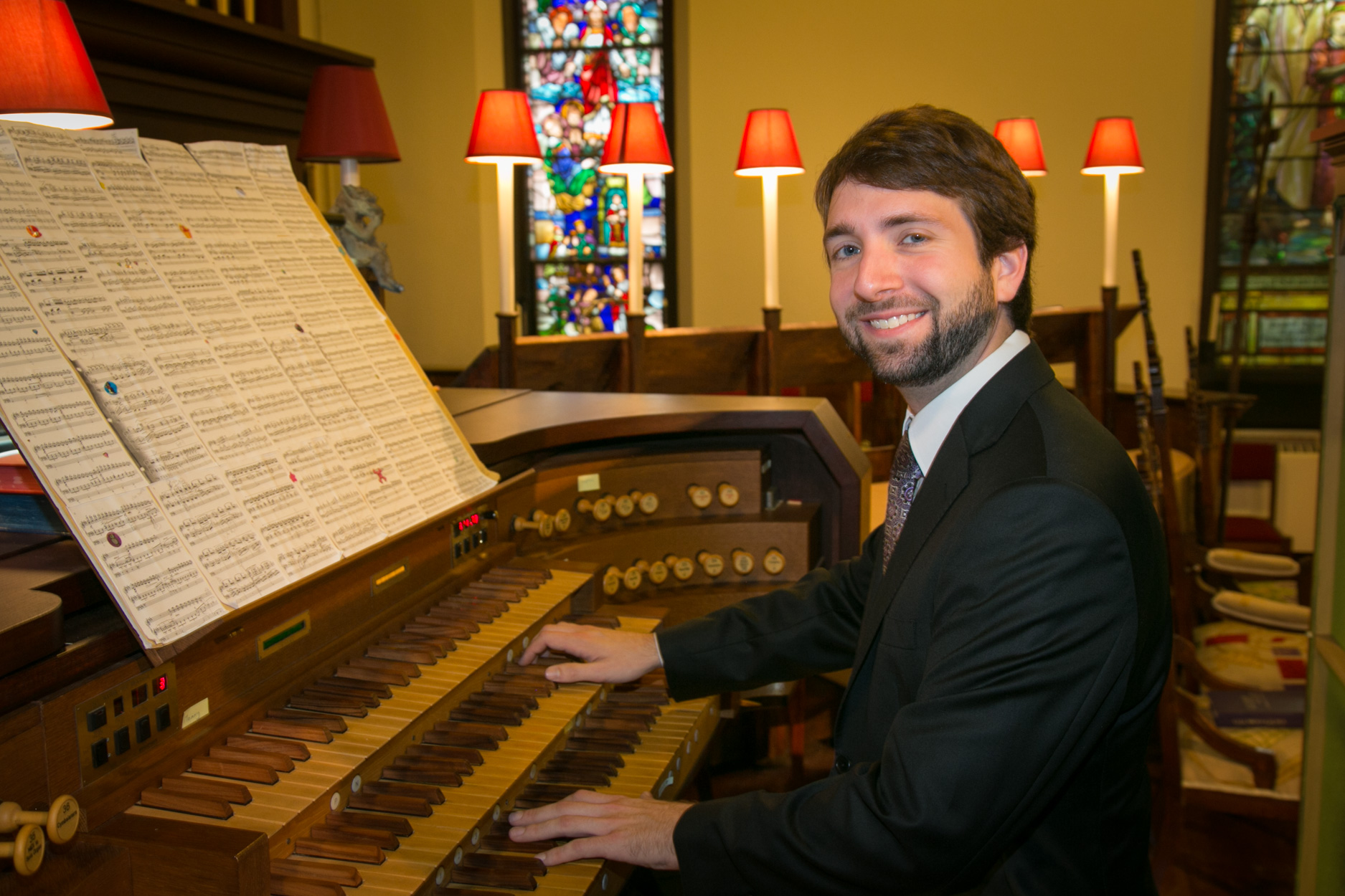 Play for pleasure organ course