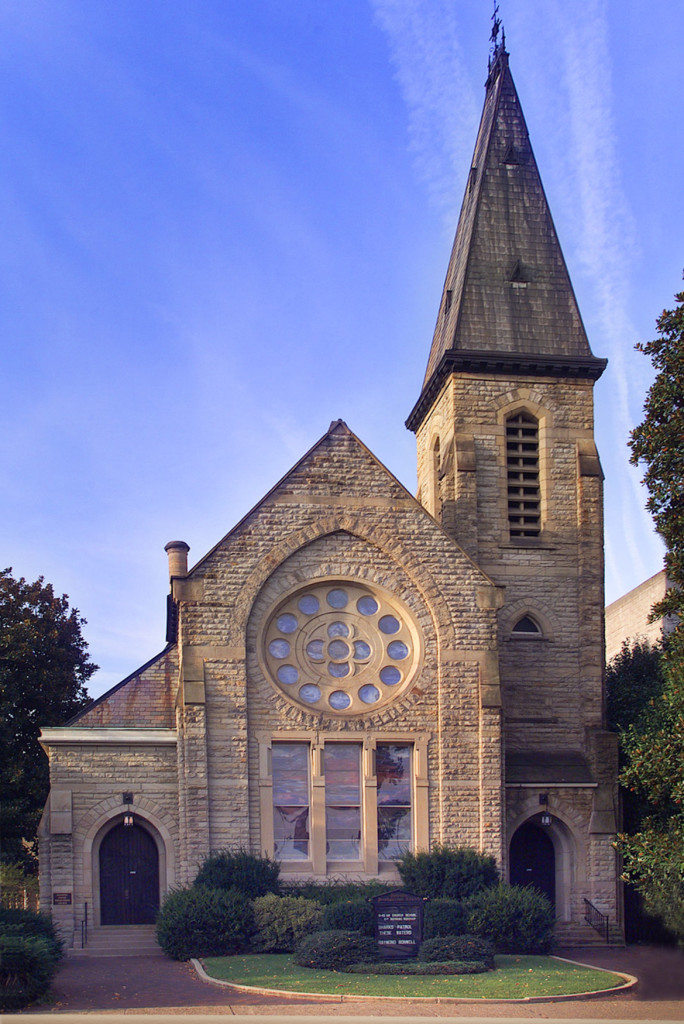 Kanawha United Presbyterian Church has been serving the Charleston, WV community since 1819.